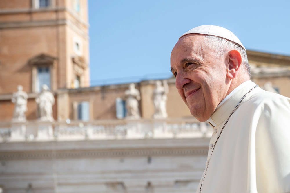 Pope Francis endorses civil union laws for gay couples in new documentary