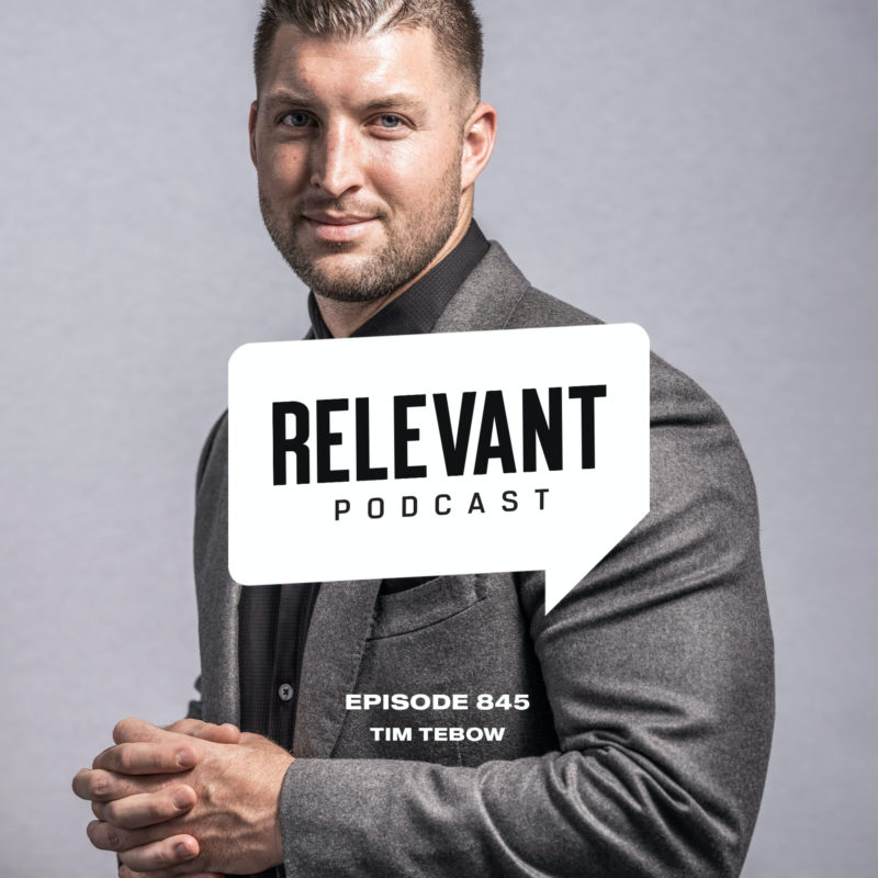 Episode 845: Tim Tebow