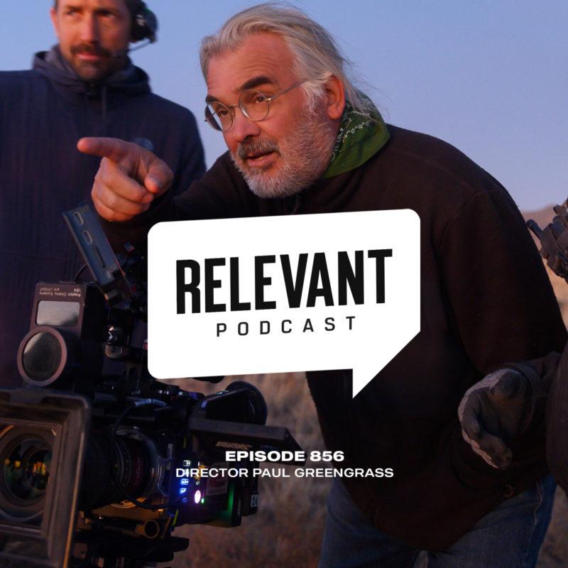 Episode 856: Director Paul Greengrass