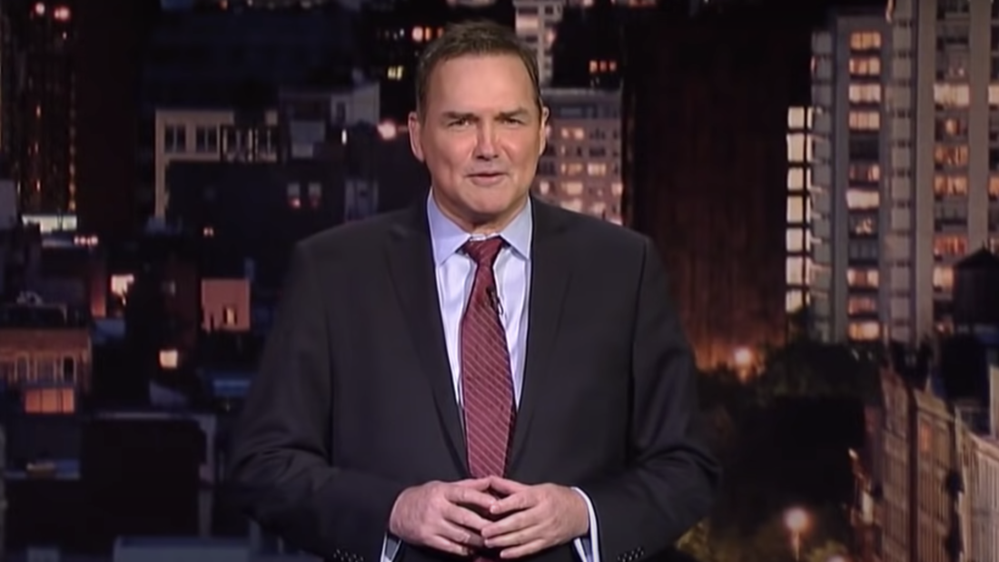 Norm MacDonald, One of the Funniest Comics of His ...